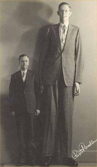 Tallest Personin the World